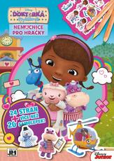 Colouring books A4+ Doc McStuffins