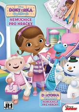 Colouring books A5+ Doc McStuffins
