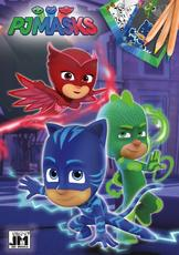 Colouring books A5+ PJ Masks