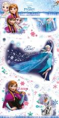 2D wall decoration stickers Frozen