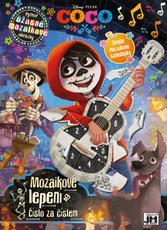 Mosaic sticker book Coco