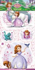 2D wall decoration stickers Sofia the First