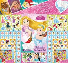 Super sticker sets 500 pcs Disney Princess