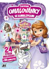 Shaped colouring books Sofia the First