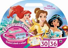 Colouring bag Disney Princess