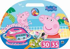 Colouring bag Peppa Pig