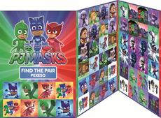 Find the pair games PJ Masks