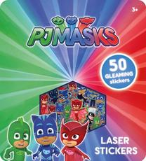 Super shiny stickers PJ Masks