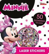 Super shiny stickers Minnie