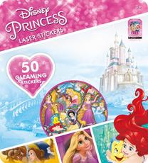 Super shiny stickers Disney Princess