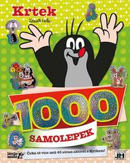 1000 stickers with activities The Little Mole