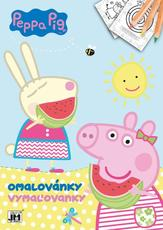 Colouring books A4 Peppa Pig