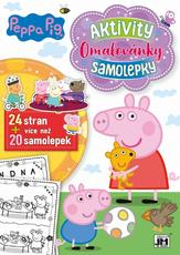 Colouring books A4+ Peppa Pig