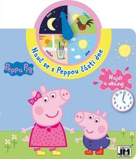 Clock book Peppa Pig