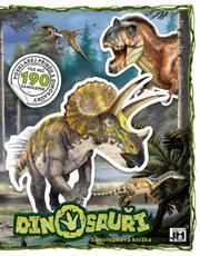 Sticker books Dinosaurs