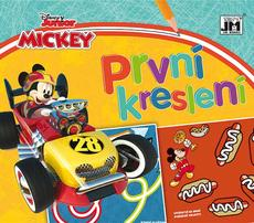 My first I can draw Mickey and the Roadster Racers