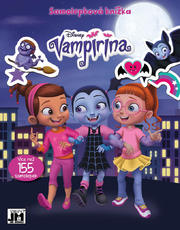 Sticker books Vampirina