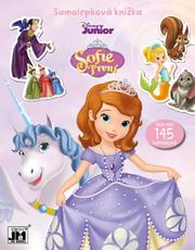 Sticker books Sofia the First