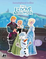 Sticker books Frozen
