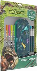 Fun packs with pencil case Dinosaurs