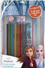 Fun packs with notepad Frozen 2