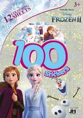 100 stickers holograph sets Frozen 2