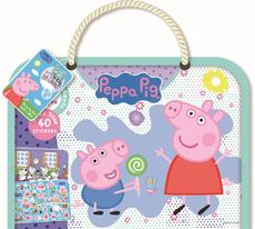 Portfolio Colouring Pad Peppa Pig