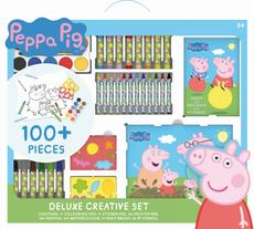 Mega creative set Peppa Pig