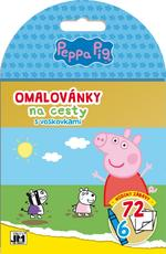 Travel colouring books Peppa Pig