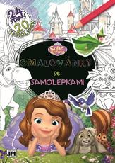 Colouring books A4+ Sofia the First