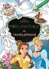 Colouring books A4+ Disney Princess