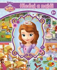 Look and Find Sofia the First