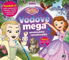 Mega water colouring Sofia the First