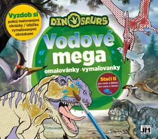 Mega water colouring Dinosaurs