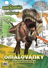 Colouring books A4 Dinosaurs