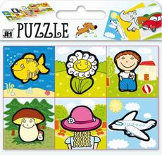 Puzzles Not licensed