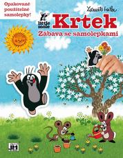 Sticker fun books The Little Mole