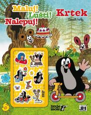 Activity Books with Stickers The Little Mole