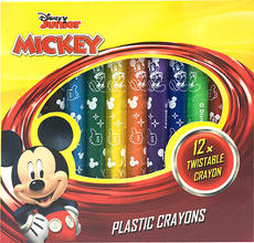 Twistable crayons Mickey and the Roadster Racers