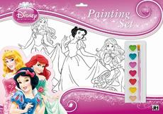 Painting sets 410x335 Disney Princess