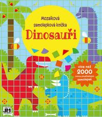 Mosaic sticker books Dinosaurs