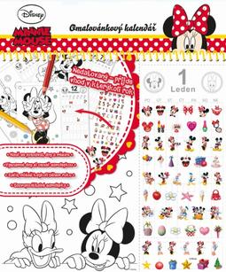 Col. desk calendars Minnie