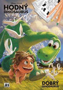 Colouring books A4 Good Dinosaur