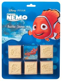 Stamps 5+1 sets Finding Nemo