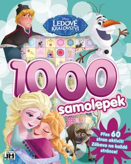 1000 stickers activity books Frozen