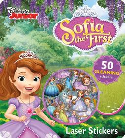 Super shiny stickers Sofia the First