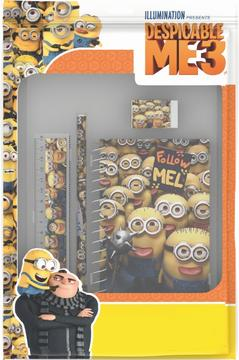 Fun packs with notepad Minions