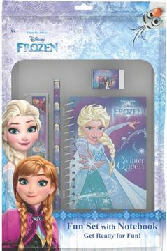 Fun packs with notepad Frozen