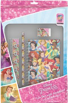 Fun packs with notepad Disney Princess