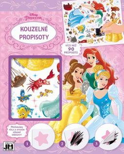Magic Action Transfers Disney Princess